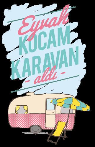 Eyvah Kocam Karavan Aldı Logo